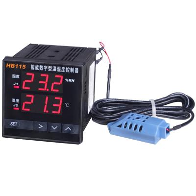 供应hb11x系列智能数显温湿度控制器