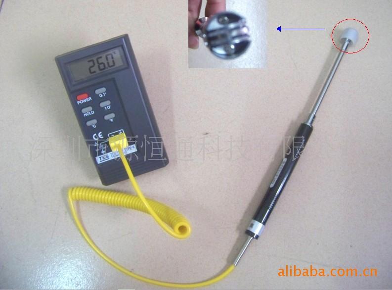 k型热电偶仪表接线图