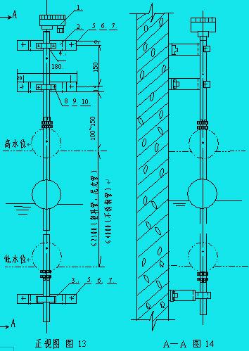 3,水位传感器检测管为塑料或尼龙材质时,而水位控制