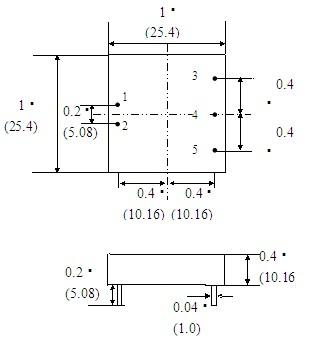 供应dc/dc3w~5w 小功率开关稳压电源