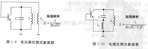 (又称为电感三点式)及电容反馈式(又称为电容三点式)等3种振荡器形式.
