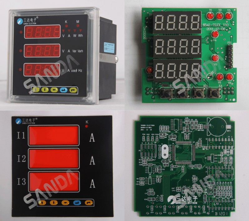 sd72-ai,交流电流表,单数显交流电流表价格