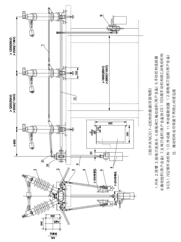 v ac220,ac380,dc220 控制回路电压 v ac220,ac380,dc220 分合闸时间
