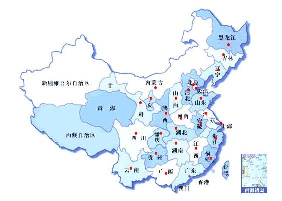 玛泰空气压缩机全国服务网络地图