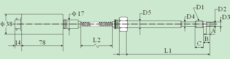 PT系列高温熔体压力传感器变送器适用于化纤、塑料、橡胶高温熔体压力或其它耐高温的流体压力的测量和控制。本厂吸收国外同类产品技术,进口原材料和关键元器件组织生产,具有工作稳定、性能可靠、准确度高、输出信号大、动态性能好、耐高温零点漂移小等优点,PT系列传感器与本厂的PS系列仪表配套使用能满足不同用户的各种要求,也可直接与进口仪表(Dynisco)配套使用,不需做任何调整或改动,连接螺纹、引出接插件等全部通用。变送器也可直接与进口(Dynisco)变送器互换使用。