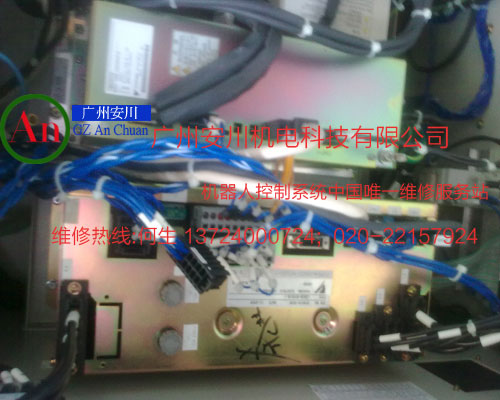 机器人电路板board jancd-bb03维修