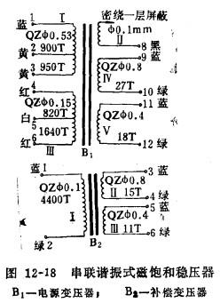 hsd—2型酸度计变压器的绕制方法
