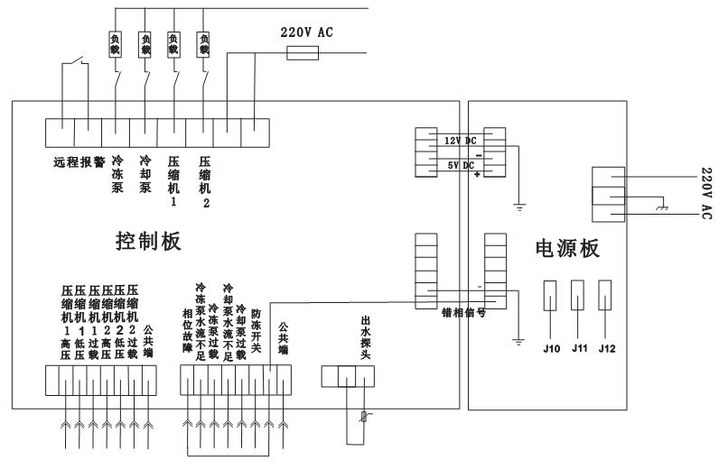 制器ew-l301a接线图