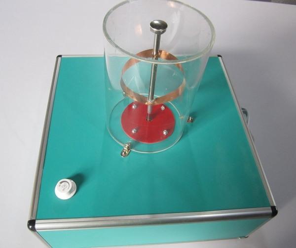 离心力演示仪,互动展品视频离心力演示仪,科教轨磁科普炮图片