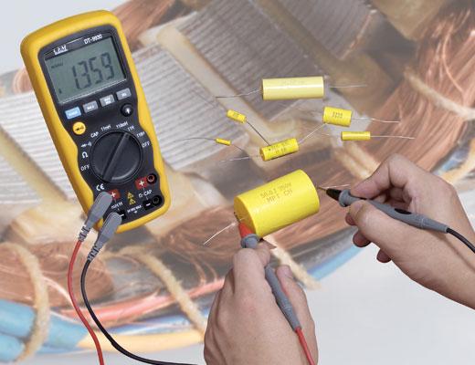 dt-9935 lcr电感电容数字万用表,电容测试仪