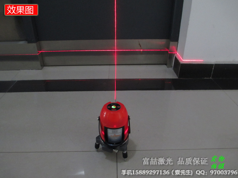 新品室内装修专用红外线激光水平仪