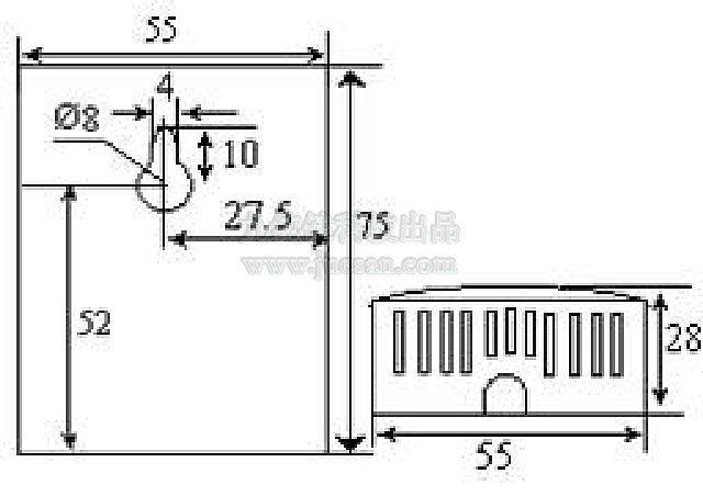 概述jcj106温湿度传感器包含符合zig  可佩带蜂鸣报警器,当设定值被