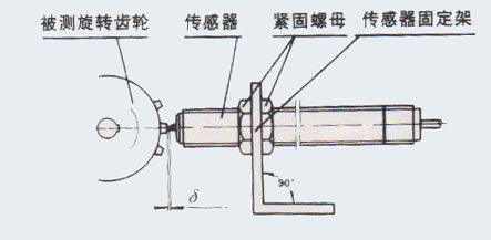 磁电转速传感器