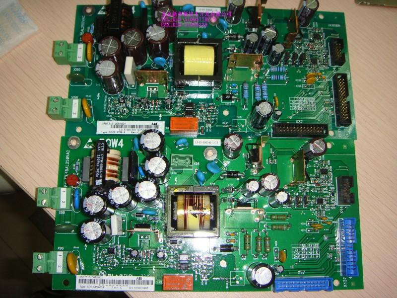 acs600电路板电源板rlon-01 rcan-01