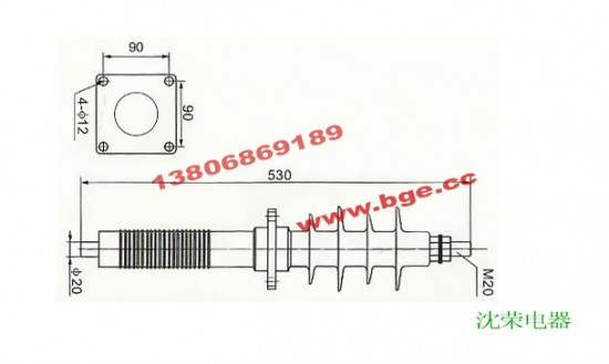 避雷器等系列高压电器产品