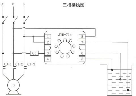 jyb-3液位继电器