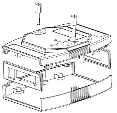 m-601,rs-232转rs-422/rs-485          modbus协议通过主从设备查询
