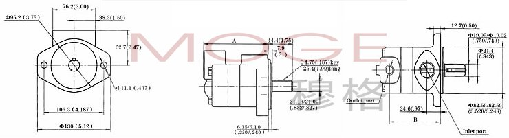 无锡穆格流体控制科技有限公司:位于工业发达、交通便利、风景优美的江南水乡-----无锡,是专业研发、生产高中低压泵、阀类、马达、液压阀、液压泵及液压系统的生产型企业。 穆格公司宗旨:   在保证产品优良品质的前提下,始终如一地坚持将最大的实惠让给客户!   穆格公司承诺: 1、品质量优良,符合并优于国家质量标准 2、以极具竞争力的价格参与全国性竞争,最大限度地降低您的采购成本 3、承接各类非标产品!