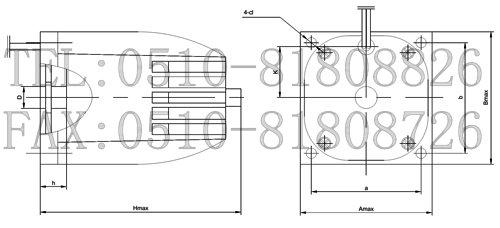 机床单项自锁实物电路图