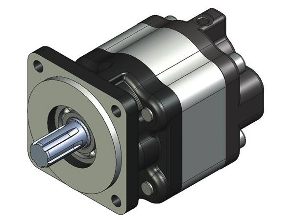 阀/接头 无锡穆格流体控制科技有限公司销售一部 齿轮油泵  cbfx图片