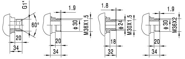浮动接头结构原理图