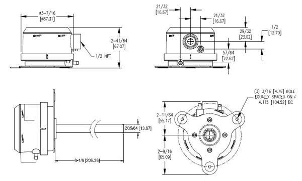 cz3076隔离温度变送器接线图