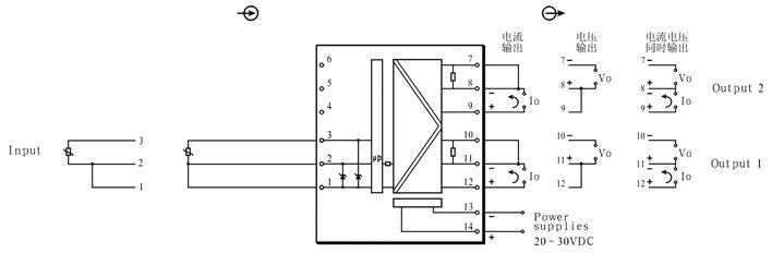 cu240e-2 dp接线图
