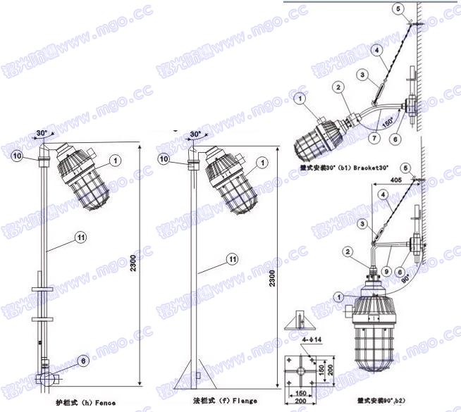 亚明电器接线图