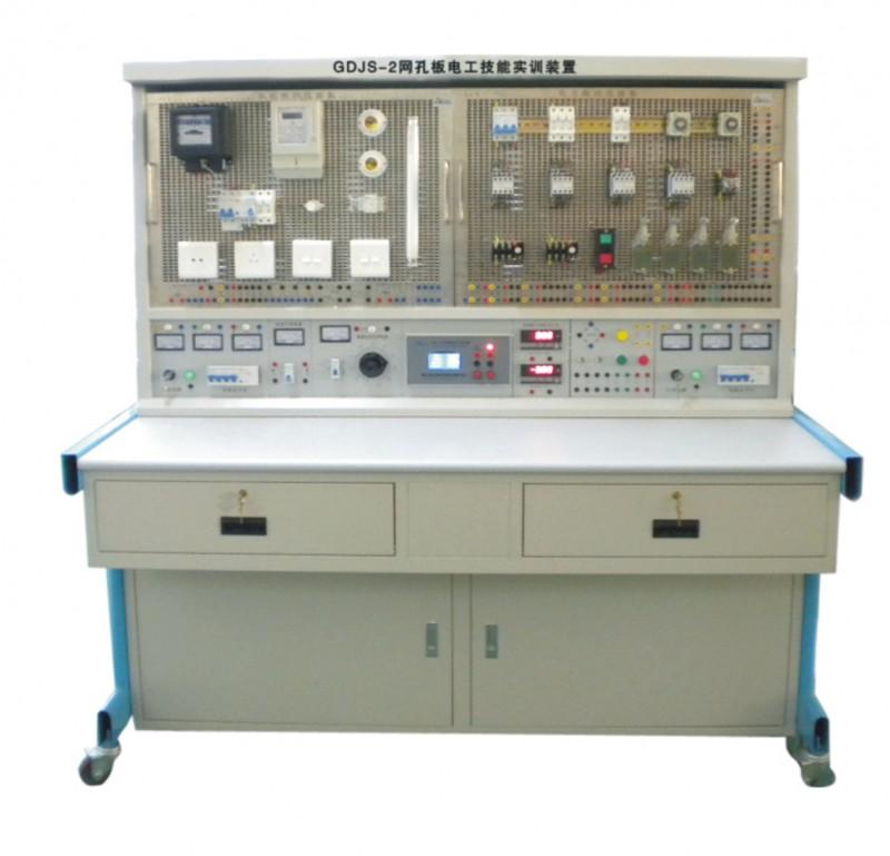 单相电路部分 (1)双控开关控制白炽灯电路实训