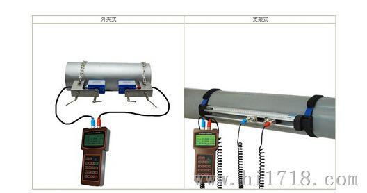 超声波被接收到后经电子线路的放大